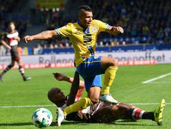 Eintracht Braunschweig stolpert im Nordduell