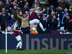 Marko Arnautovic war West Hams Held des Tages