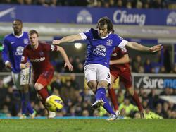 Leighton Baines: Bleibt er den Toffees treu oder folgt er dem Lockruf von Manchester United?