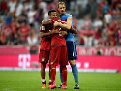 Manuel Neuer betont den guten Teamgeist bei Bayern München