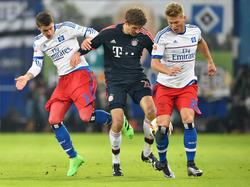 Müller in der Zange