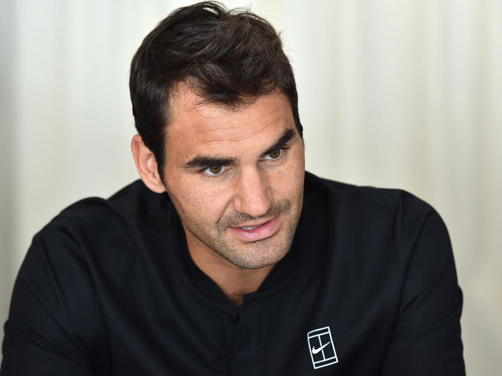 Roger Federer hat Alexander Zverev hoch gelobt