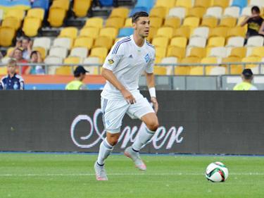 Aleksandar Dragović holte mit Dinamo Kiev einen weiteren Sieg