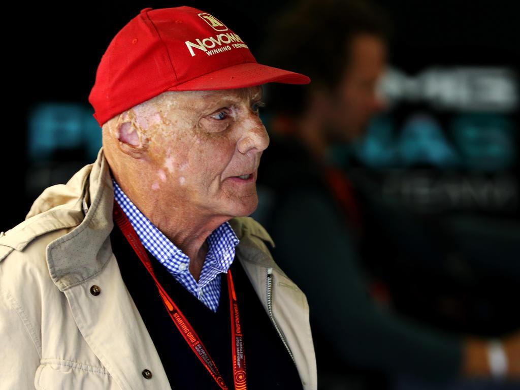 Niki Lauda will Reformen der Funkregeln diskutieren