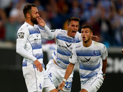 Duisburg schlägt Paderborn zum Auftakt der 3. Liga