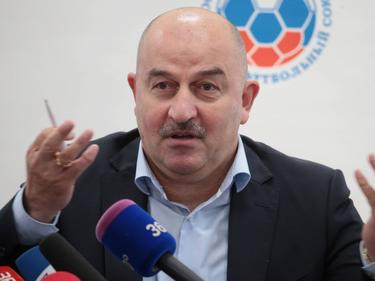 Stanislav Cherchesov ist neuer russischer Nationaltrainer