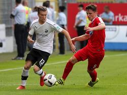 Sandhausen und Heidenheim trennten sich 0:0