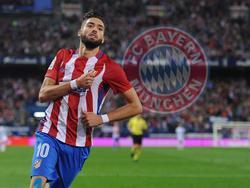 Die Bayern sollen ein Auge auf Yannick Carrasco geworfen haben