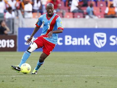 Youssuf Mulumbu ist Kapitän der kongolesischen Nationalmannschaft
