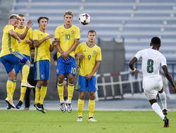 Die Elfenbeinküste hat einen Test gegen Schweden gewonnen