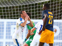 Dank der Treffer von Hamdi Salihi blieb Wiener Neustadt an der Tabellenspitze