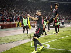 Arsenal feiert den dritten Sieg im dritten Spiel