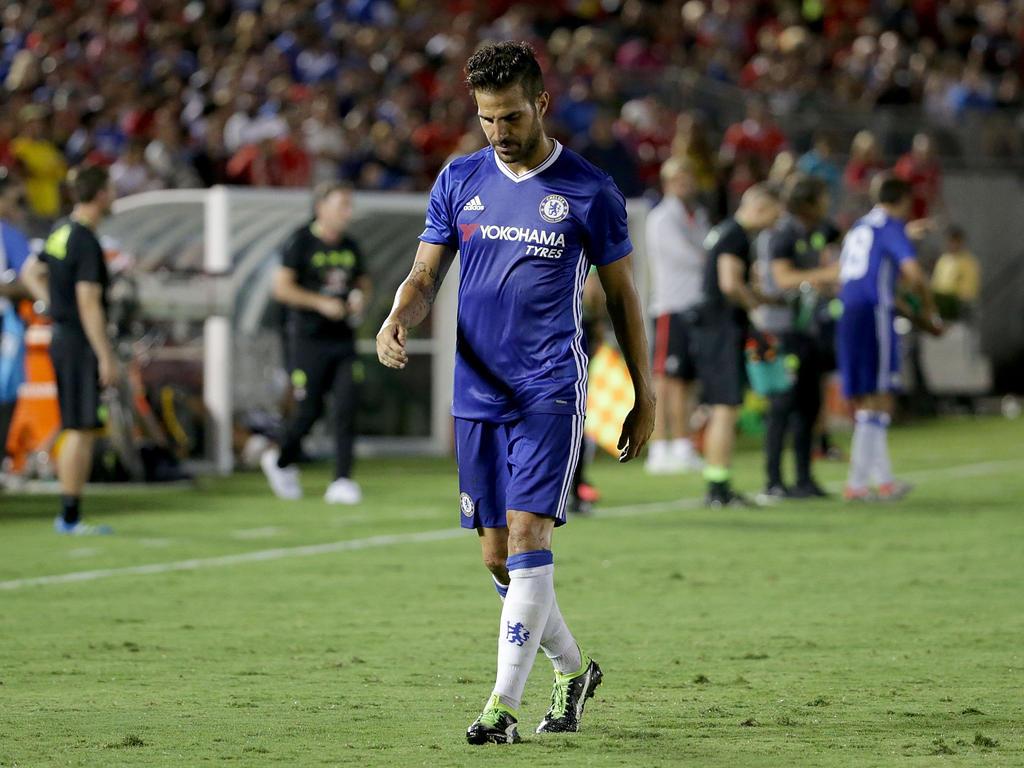 Cesc Fàbregas bleibt Chelsea wohl treu