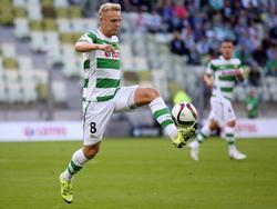 Daniel Łukasik verstärkt den SV Sandhausen