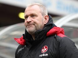 Uwe Stöver sucht nach einem Nachfolger für Ex-FCK-Trainer Korkut