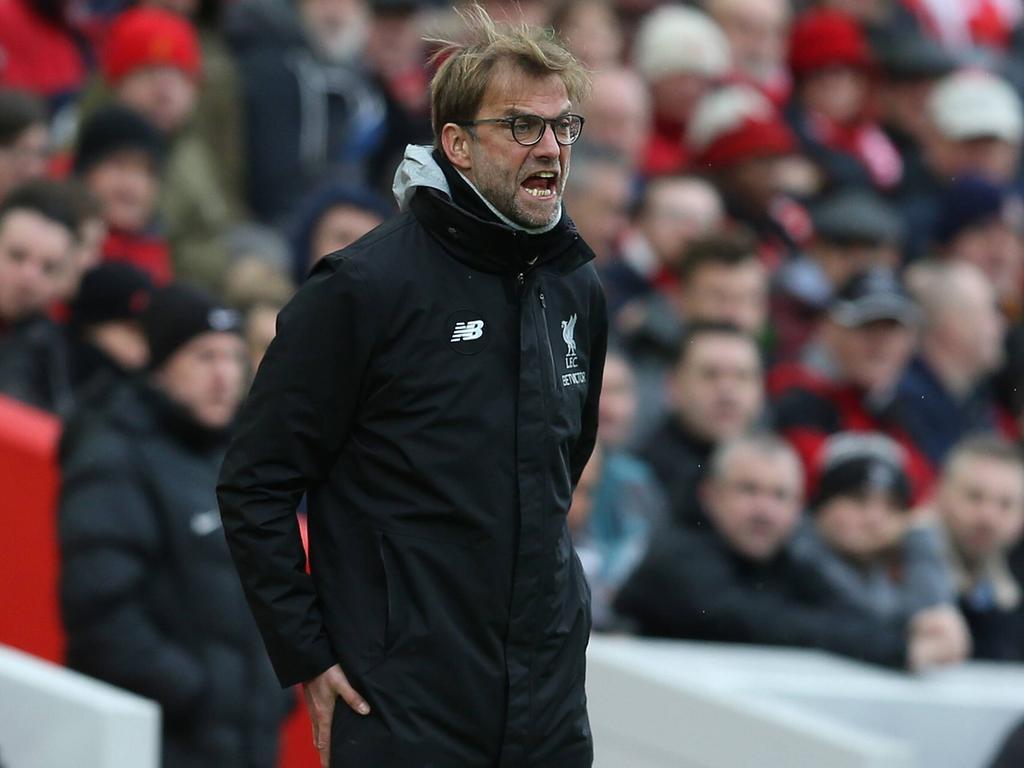 Jürgen Klopp gerät in Liverpool zunehmend in die Kritik