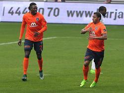 Adebayor (l.) und seine Teamkollegen erteilen Galatasaray eine Lehrstunde
