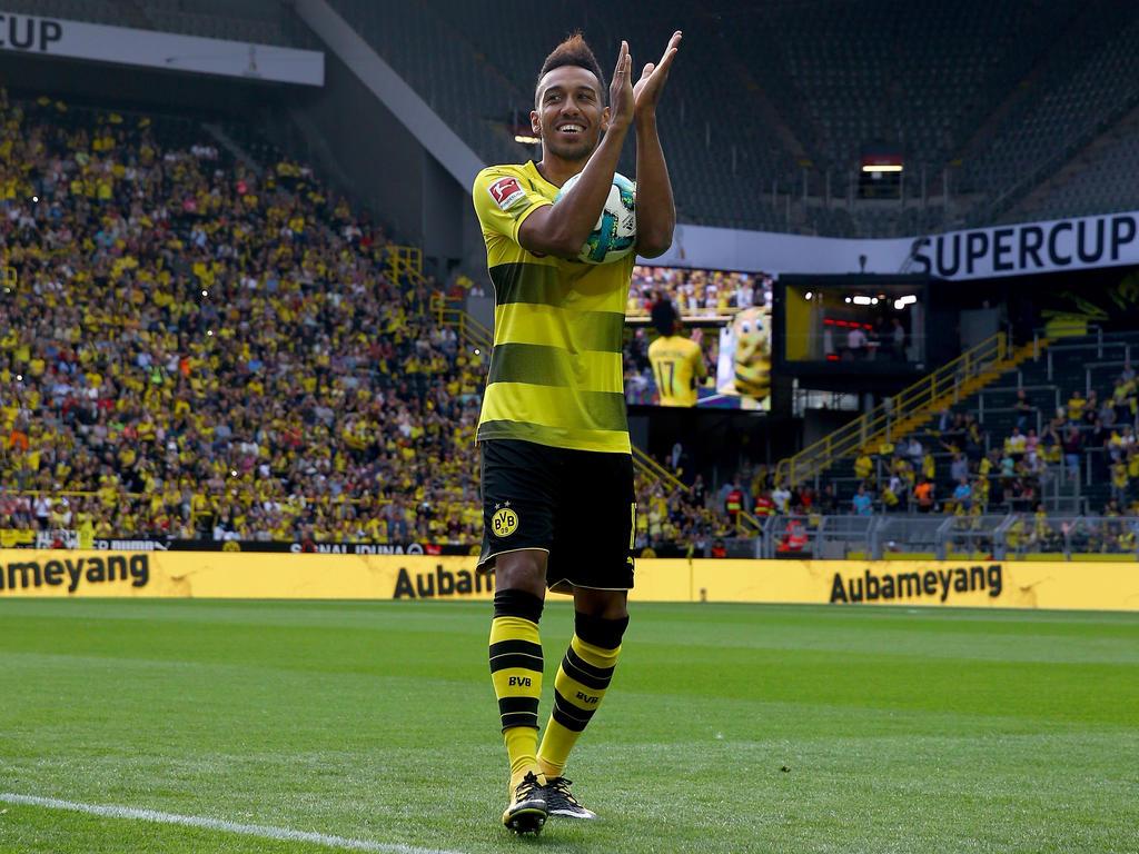 Pierre-Emerick Aubamyang (Borussia Dortmund)