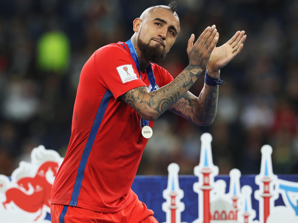 Vidal hat bald genug von Chiles Nationalteam