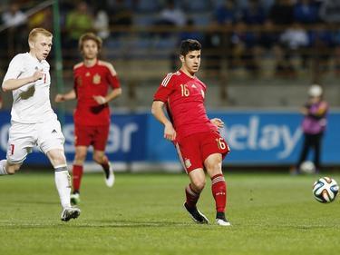 Nicht nur am Ball ganz stark: Marco Asensio (r.)