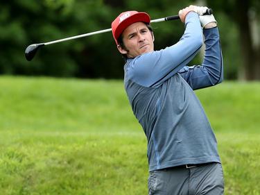 Zuletzt trieb sich Joey Barton mehr auf Golfplätzen herum