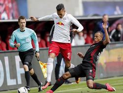 Davie Selke möchte von RB Leipzig zu Werder Bremen wechseln