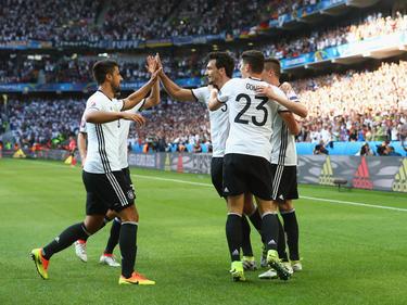 Nach dem Sieg gegen die Slowakei wartet im Viertelfinale jetzt ein Top-Team auf die DFB-Elf