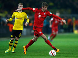 Freut sich auf die Duelle mit dem BVB: Thomas Müller