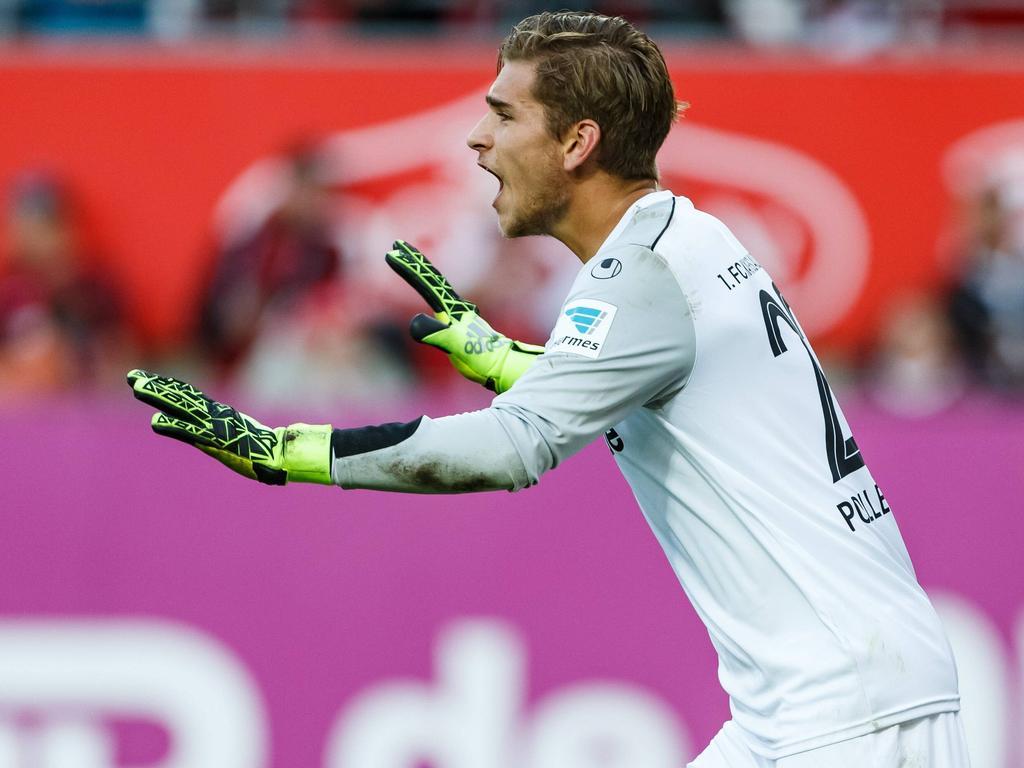 Julian Pollersbeck (Hamburger SV, 4 bis 5 Mio. Euro)