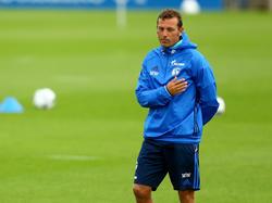 Markus Weinzierl trifft mit dem FC Schalke im Pokal auf den 1. FC Nürnberg