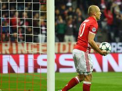 Arjen Robben weiß, Bayern ist wieder gierig