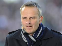 Dietmar Didi HAMANN SKY Fussballexperte Einzelbild angeschnittenes Einzelmotiv Portraet Portrait P