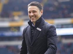Eintracht-Trainer Niko Kovač fährt sehr selbstbewusst zum Halbfinale im DFB-Pokal