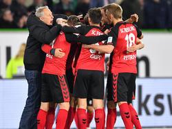 Der SC Freiburg darf in der kommenden Saison in Europa starten