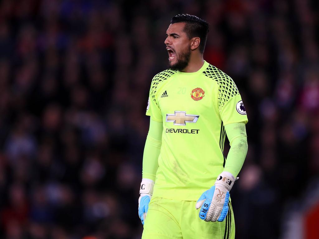 En Manchester están encantados con la renovación de Romero. (Foto: Getty)