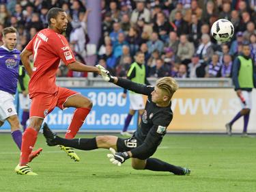 Malcolm Cacutalua wechselt aus Bielefeld nach Aue