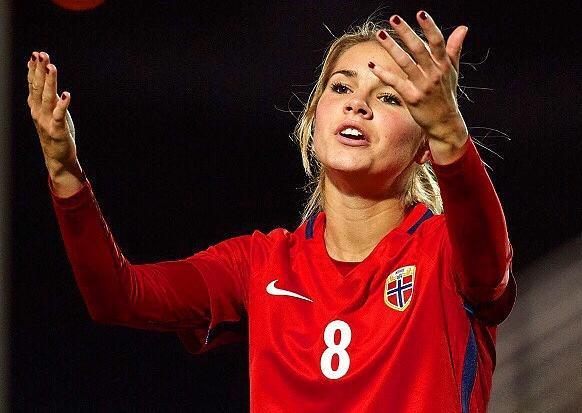 Andrine Hegerberg - Norwegen
