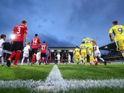 Der SCF trifft im Rückspiel am Donnerstag auf NK Domžale