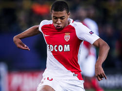 Kylian Mbappé steht nicht im Kader der AS Monaco