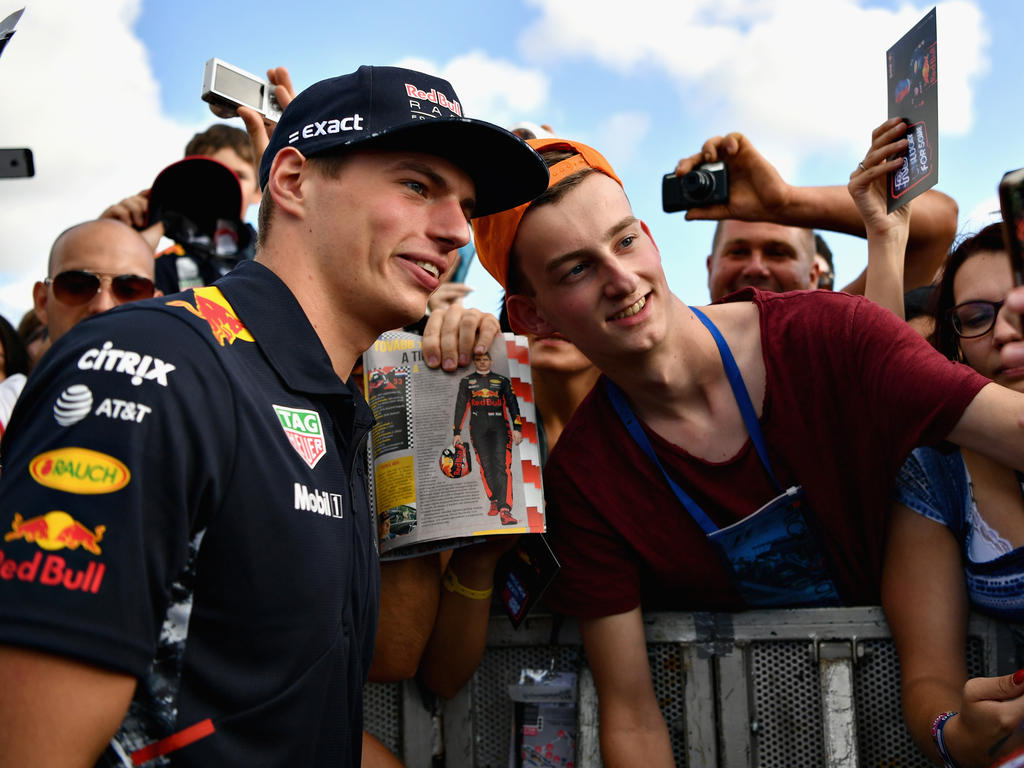 Max Verstappen hofft darauf, dass mit Zandvoort eine Fahrerstrecke zurückkehrt