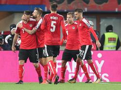3:2 für Österreich