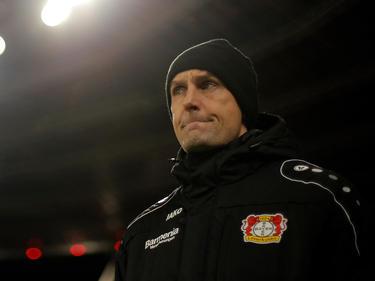 Heiko Herrlich sieht Leverkusen nicht als Team der Stunde