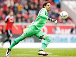 Yann Sommer ist glücklich in Mönchengladbach