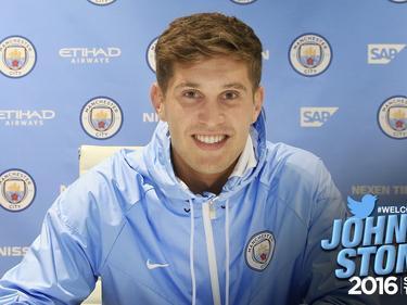 John Stones wechselt zu ManCity (Bildquelle: twitter/Manchester City)
