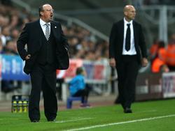 Benítez (l.) und Stam sind nur zwei von vielen Trainer-Stars