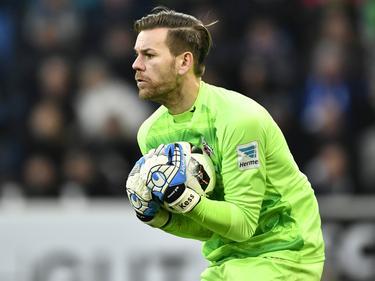 Thomas Kessler vertritt zur Zeit Timo Horn im Tor des 1. FC Köln