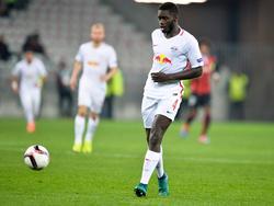 Dayot Upamecano fehlte im Training von RB Salzburg