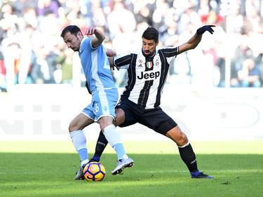 Lazio y Juve se ven las caras en la final de Coppa. (Foto: Getty)