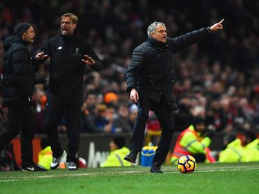 José Mourinho und Jürgen Klopp gelten nicht als die besten Freunde