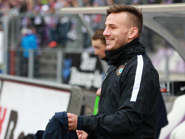 Die Würzburger Kickers verpflichten Simon Skarlatidis